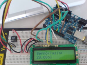Arduino Thermometer v1.0